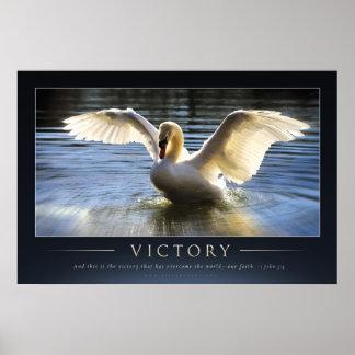 SIEG - christliche motivierend Plakate