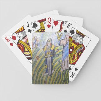 Sieg für Gott Spielkarten