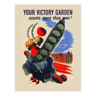 Sieg-Garten Postkarte