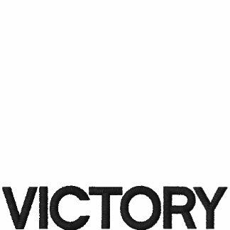 Sieg gesticktes Shirt