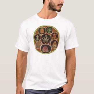 SIEGEL von HEILEN:  Karuna Reiki Emblem T-Shirt