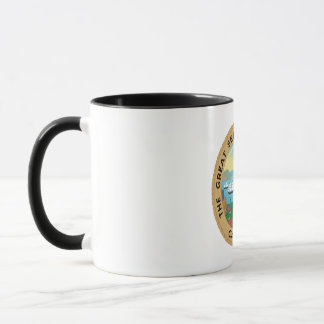 Siegel von Kalifornien Tasse