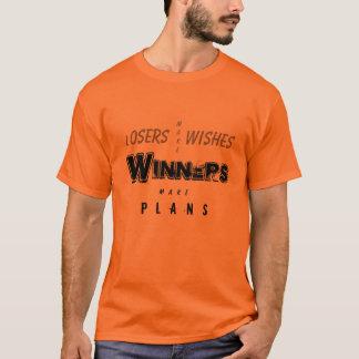 Sieger machen Pläne T-Shirt