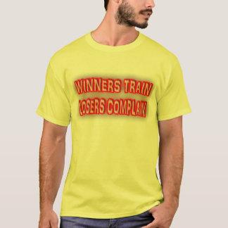Sieger-Zug T-Shirt