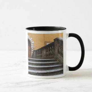 Siena, Toskana, Italien - niedrige Winkelsicht von Tasse