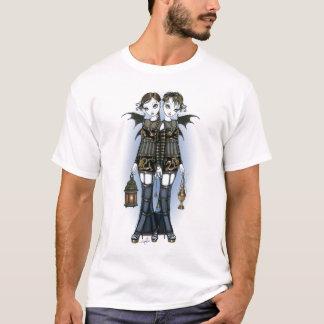 """""""Siena-u. Celeste"""" gotische T-Shirt"""