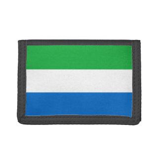 Sierra Leone-Flaggen-Geldbörse