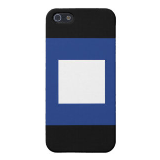 Signal-Flagge des Papa-(P) iPhone 5 Etuis