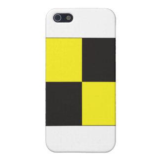 Signal-Flagge Limas (L) iPhone 5 Etui