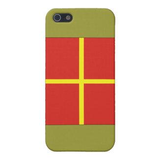Signal-Flagge Romeos (R) iPhone 5 Etui