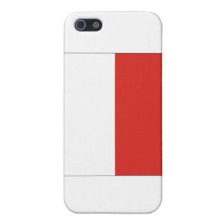 Signal-Flaggen des Hotel-(H) Schutzhülle Fürs iPhone 5
