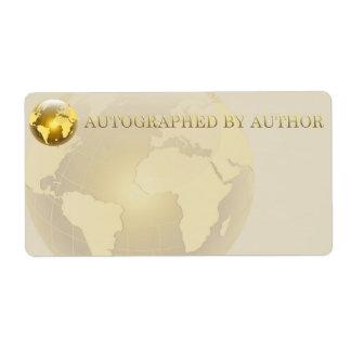 Signiert durch Autorn-Goldwelt