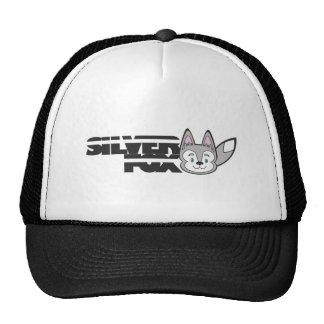 Silberfuchslogo Truckercap