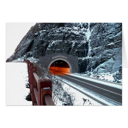 Silberner Nebenfluss-Tunnel Karte