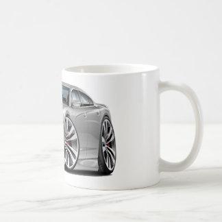 Silbernes Auto des Dodge-Ladegerät-SRT8 Kaffeetasse
