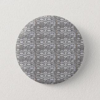 Silbernes Juwel reiht SPASS Kunst NVN169 Runder Button 5,7 Cm