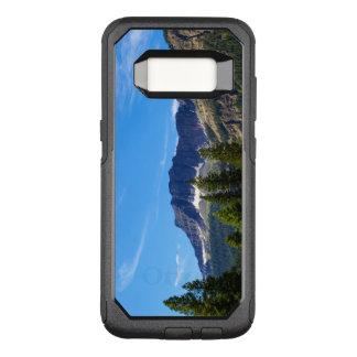 Silbernes Tor Montana OtterBox Commuter Samsung Galaxy S8 Hülle