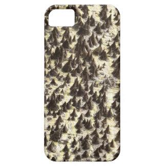 Silk Glasschlacken-Baum iPhone Se+Fall 5/5S iPhone 5 Hüllen