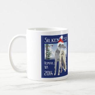 Silkenfest Logo Sankt-Tasse 2014 Kaffeetasse
