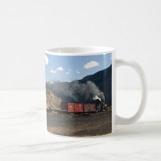 Silverton, Colorado-Zug-Reise-Tasse Tasse