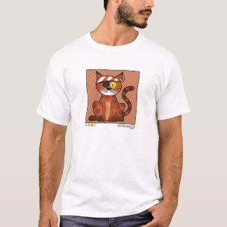 SimbaSpot PirateCat T-Shirt