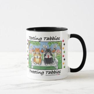 Simsen Sie Tabbies Knospe u. Tony-Tasse Tasse