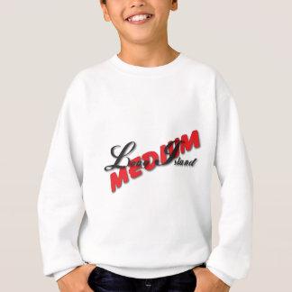 Sind Sie ein Long Island-Medium? oder groß? oder Sweatshirt