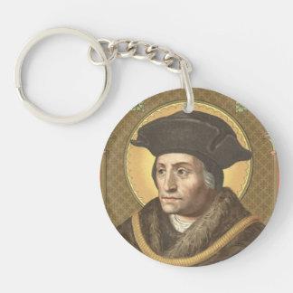 Single-Bild St Thomas mehr (SAU 026) Schlüsselanhänger