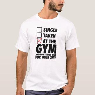 Single oder genommen T-Shirt