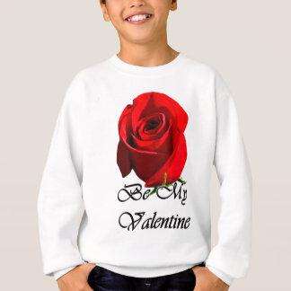 Single-Rote Rose Sweatshirt