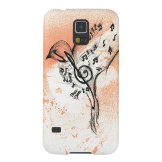 Singvogel Samsung Galaxy S5 Hüllen