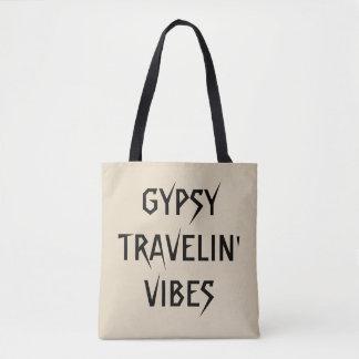 Sinti und Roma Travelin Vibes-Tasche Tasche