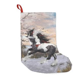 Sinti und Roma Vanner PferdeStrumpf Kleiner Weihnachtsstrumpf