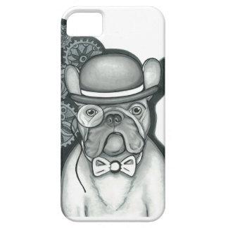 Sir Bouledogue iPhone Se 5 + iPhone 5/5S Fall iPhone 5 Schutzhüllen