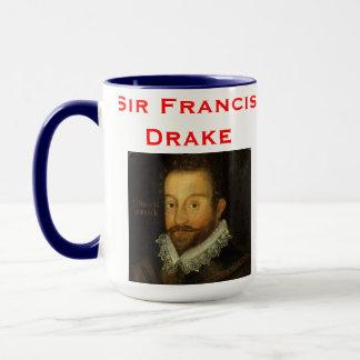 Sir Francis Drake Mug Tasse