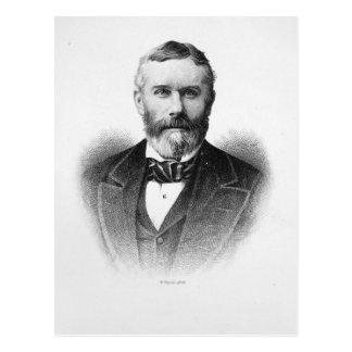 Sir George Otto Trevelyan Postkarte
