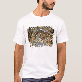 Sistine Kapelle: Das letzte Urteil, 1538-41 T-Shirt