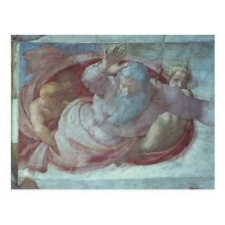 Sistine Kapelle Postkarte