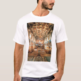 Sistine Kapelle T-Shirt