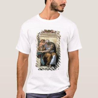 Sistine Kapellen-Decke: Cumaean Sibyl, 1510 T-Shirt