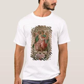 Sistine Kapellen-Decke: Der Prophet Jesaja T-Shirt