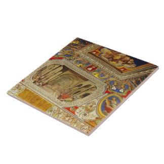 Sistine Kapellen-Decke Keramikfliese