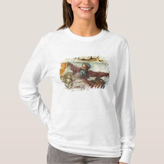 Sistine Kapellen-Decke T-Shirt