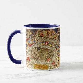 Sistine Kapellen-Decke Tasse