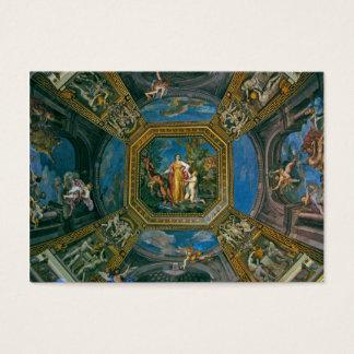 Sistine Kapellen-Decken-Detail Visitenkarte