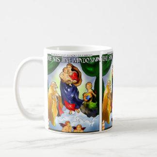 Sistine Madonna Kaffee-Tasse Kaffeetasse