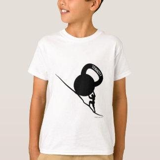 Sisyphus KettleBell Hartnäckigkeit T-Shirt