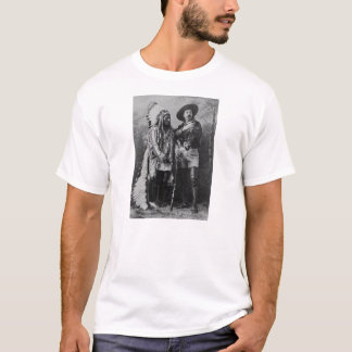 Sitting Bull und Buffalo Bill T-Shirt