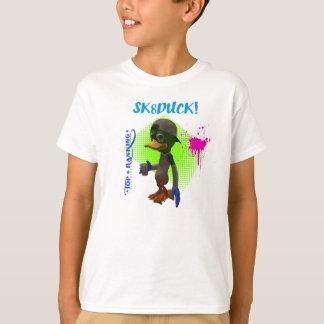 SK8DUCK! Die T des Kindes #003 T-Shirt