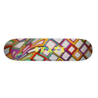 Skate 19,7 Cm Skateboard Deck